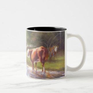 High Noon Two-Tone Coffee Mug