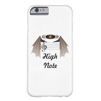 High Note Barely There iPhone 6 Case