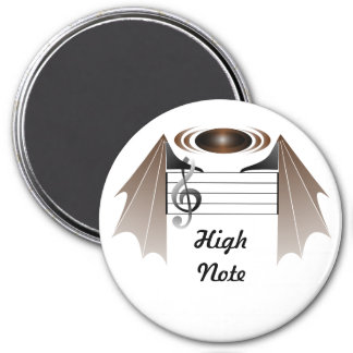 High Note Magnet
