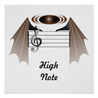 High Note Poster