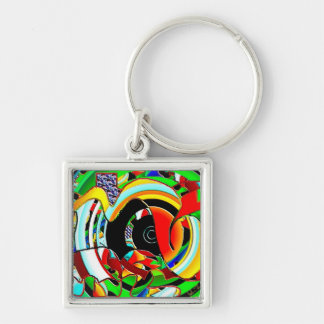 High Notes Keychain