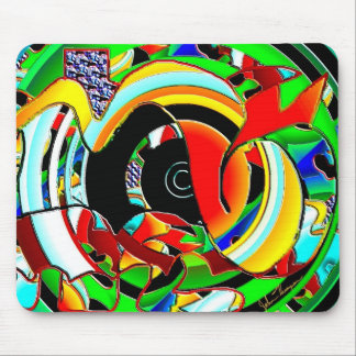 High Notes Mouse Pad