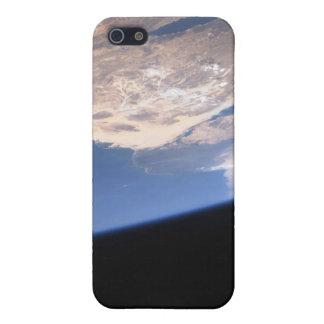 High oblique scene iPhone SE/5/5s cover