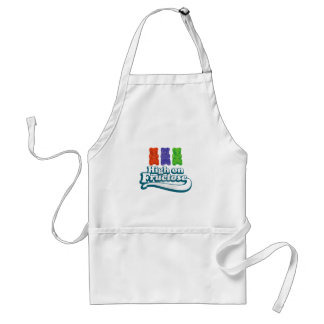 High on Fructose Adult Apron