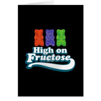 High on Fructose Card