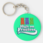 High on Fructose Key Chain