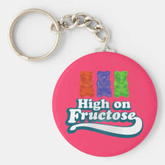 High on Fructose Keychain