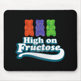 High on Fructose Mouse Pad