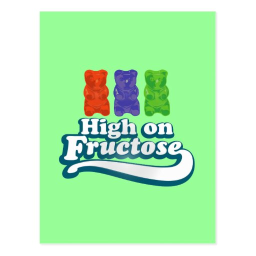 High on Fructose Post Cards