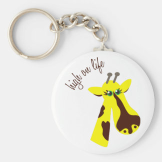 High On Life Key Chains