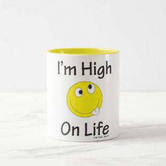 High On Life - This Funny Mug will make you smile