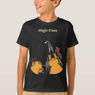 High Pass (Color for Dark) T-Shirt