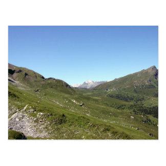 High pastures postcard
