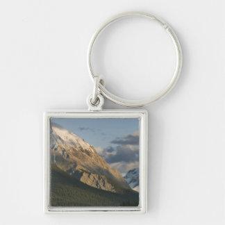 High peak near Maligne Lake, Jasper National Keychain