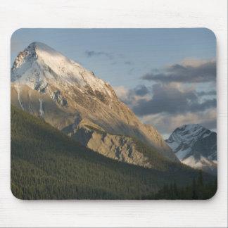 High peak near Maligne Lake, Jasper National Mouse Pad