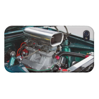 High Performance Car Engine iPhone 4/4S Cover