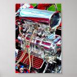 engine, car, racecar, motor, fast