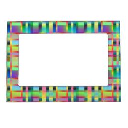 High Plaidometry Magnetic Frame