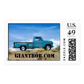 High Plains Drifter - Giant Bob Postage