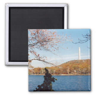 High Point 2 Inch Square Magnet
