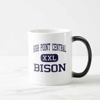 High Point Central - Bison - High - High Point 11 Oz Magic Heat Color-Changing Coffee Mug