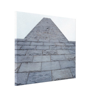 High Point Monument Canvas Print