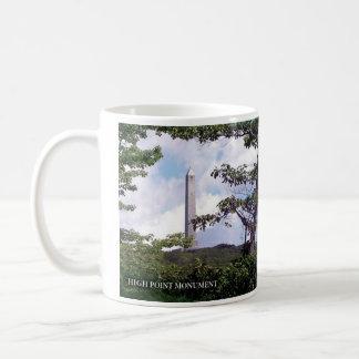 High Point Monument Historical Mug