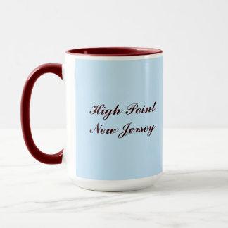 High Point Monument Mug