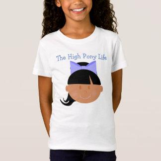 High Pony Life Medium Skin Tone Cheerleader T-Shirt