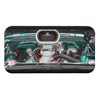 High Power Car Engine iPhone 4 Cases