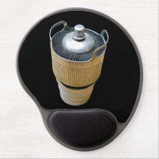 High Power Transmitting Vacuum Tube Gel Mousepad