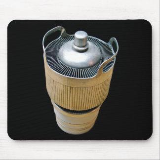 High Power Transmitting Vacuum Tube Mousepad