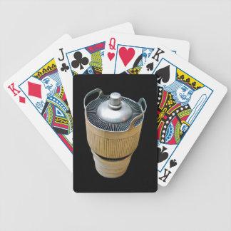High Power Transmitting Vacuum Tube Playing Cards