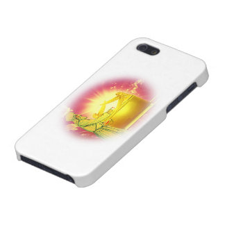 High Priest Applying Blood iPhone 5 Case