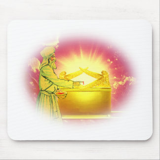High Priest Applying Blood Mouse Pad