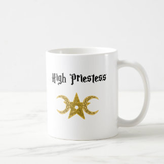 High Priestess Coffee Mug