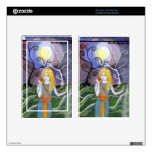 High Priestess Decal For Kindle Fire