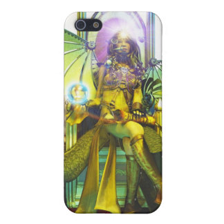 High Priestess iPhone Case, by Joseph Maas Cover For iPhone 5