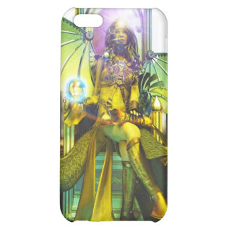 High Priestess iPhone Case, by Joseph Maas iPhone 5C Cases