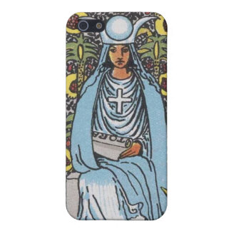 High Priestess iphone cover