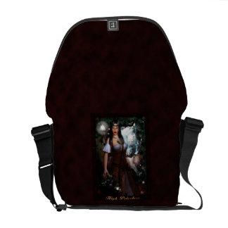 High Priestess Messenger Bag