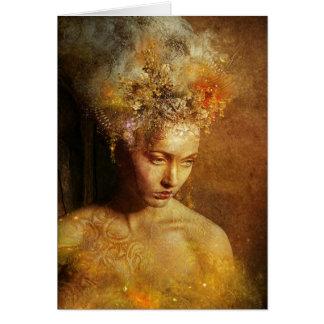 High Priestess of Earth Card