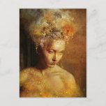 High Priestess of Earth Postcard