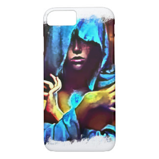 High Priestess of Magick iPhone 8/7 Case