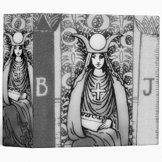 High Priestess Tarot Binder