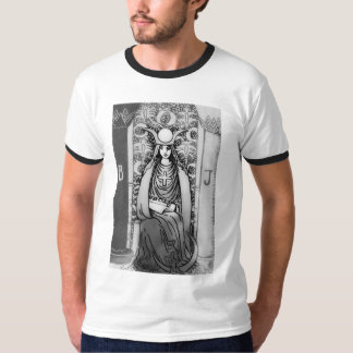 High Priestess Tarot T-Shirt
