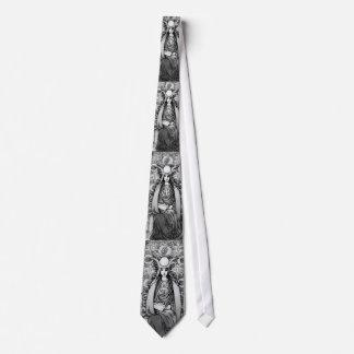 High Priestess Tarot Tie
