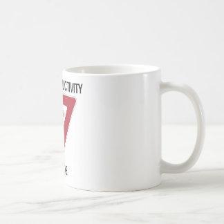 High Productivity Yield Inside (Economics Humor) Coffee Mug