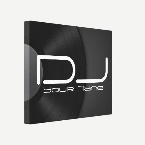 High Quality DJ Canvas