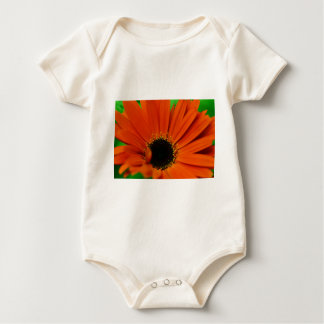 High Quality Floral Photo Baby Creeper